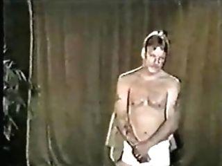 Antique Cfnm Mr. Nude California Competition Part Three