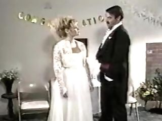 Antique  Romp At A Wedding