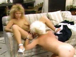 Blondie Mohawk Hungryeyes Threesome