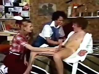 Crazy Retro Adult Scene From The Golden Age