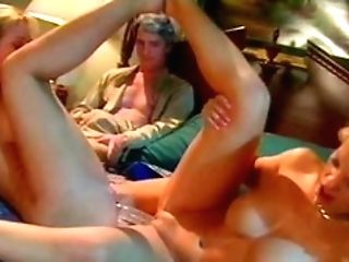 Exotic Pornographic Stars Dolly Golden And Barett Moore In Best Cuni, Threeways Hook-up Movie