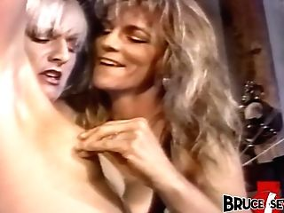 Buxom Dyke Mistress Penalizes Sub After Playing With Her