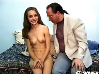 Edpowers - 18yo Donna Masturbating Before Jizz Flow