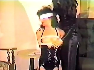 1970s Gimp Captures Two Dommes