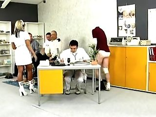 Horny Group Intercourse, Retro Xxx Clip